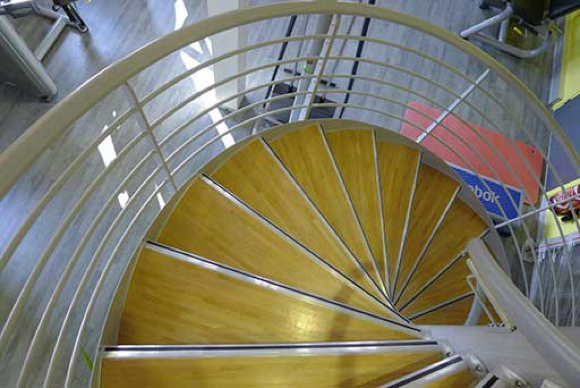 gantois exemples b timent escaliers h lico dal lisses. Black Bedroom Furniture Sets. Home Design Ideas