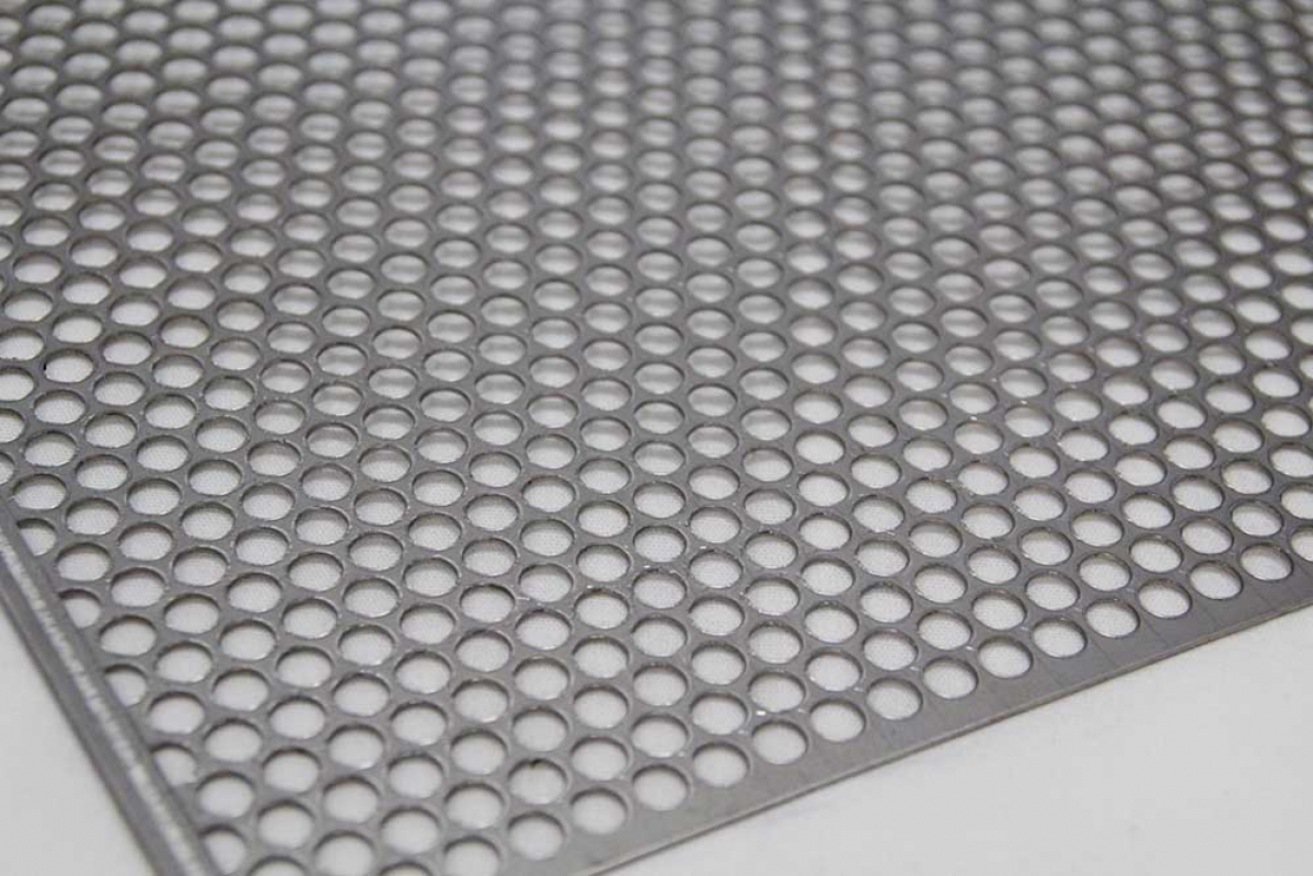 Gantois Examples Industry Perforated Metal