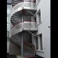 escalier en colimacon pmr